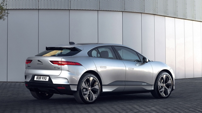 Jaguar I-Pace 2021 - posterior