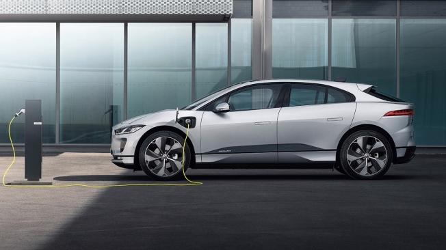 Jaguar I-Pace 2021 - lateral