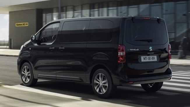 Peugeot e-Traveller - posterior