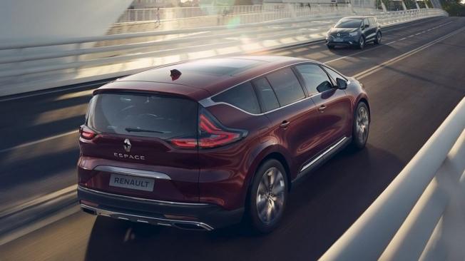 Renault Espace - posterior