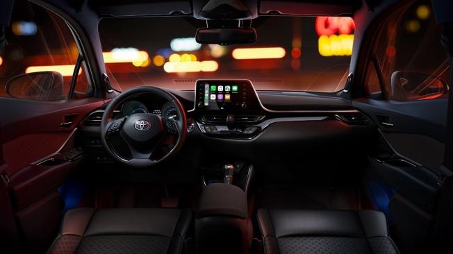 Toyota C-HR 2021 - interior