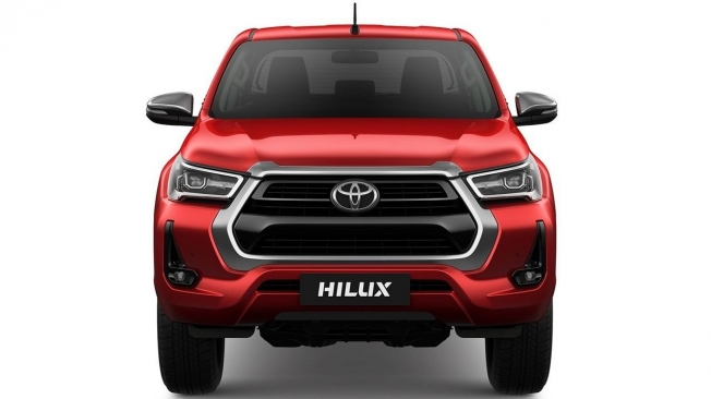 Toyota Hilux 2021 - frontal