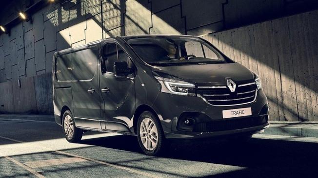 Renault Trafic Furgón