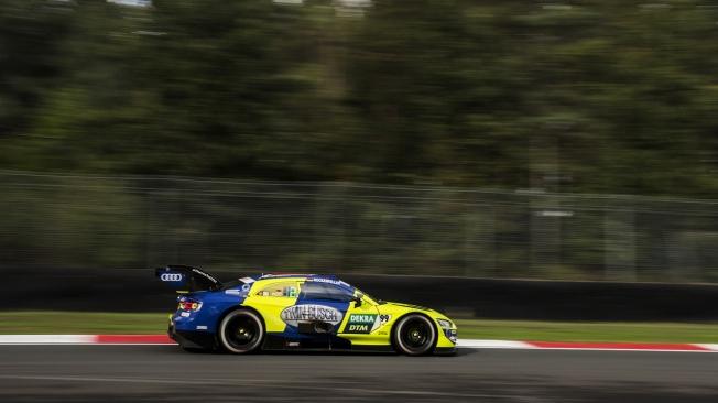 René Rast logra el doblete en Zolder en busca de su tercer título del DTM