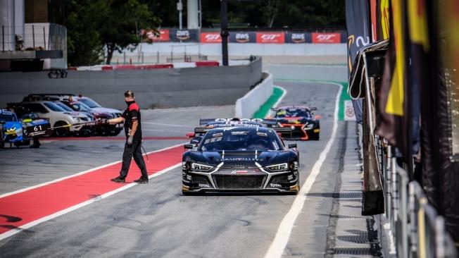 La Sprint Cup del GTWC Europe finaliza su temporada 2020 en Barcelona