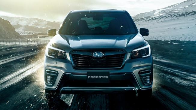 Subaru Forester Sport - frontal