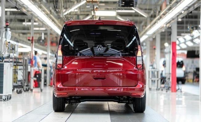 Comienza la producción del nuevo Volkswagen Caddy 2021 en ...