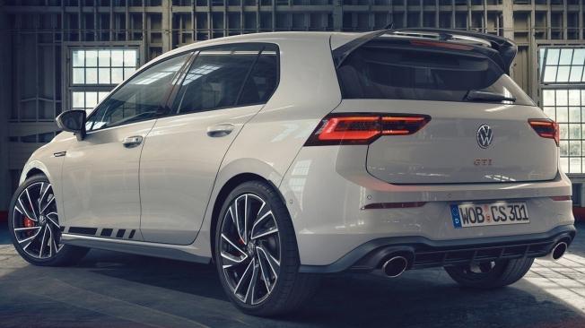 Volkswagen Golf GTI Clubsport 2021 - posterior
