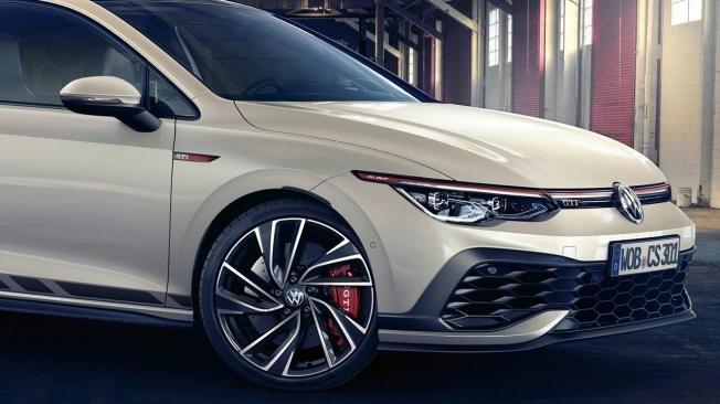 Volkswagen Golf GTI Clubsport 2021 - llantas