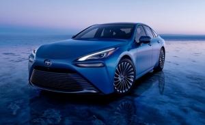 Toyota anuncia el debut mundial del nuevo Mirai 2021 para diciembre