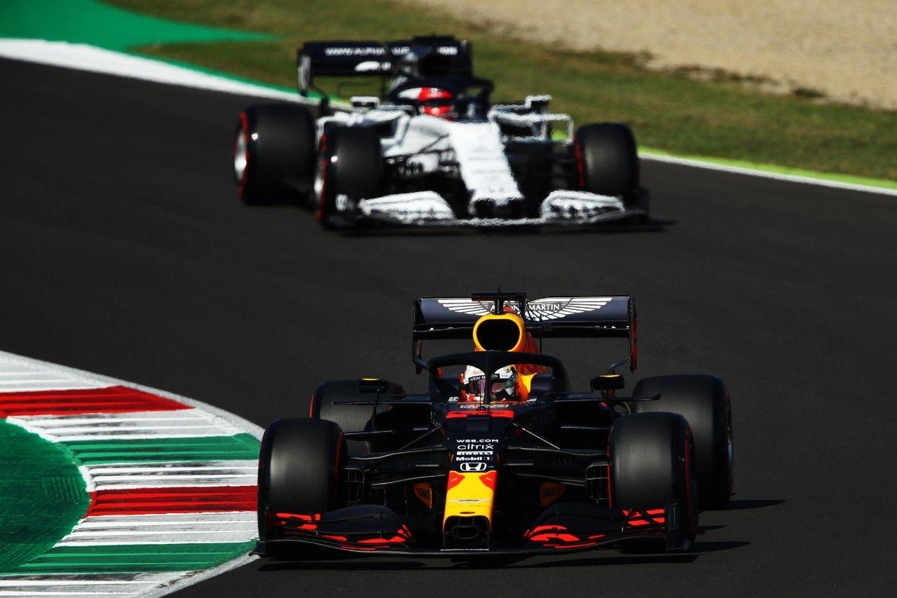 Motores a granel: Red Bull y AlphaTauri, obligados a usar la misma unidad de potencia