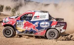 Nasser Al-Attiyah y Kevin Benavides ganan el primer Andalucía Rally
