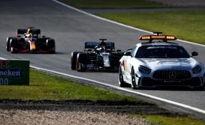 ¿Era necesario el Safety Car? La FIA contesta a las acusaciones de Verstappen