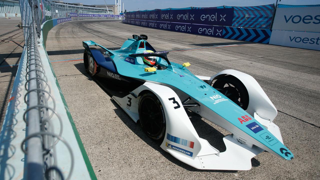 NIO 333 estrenará un nuevo tren motriz en la 'Season Seven' de la Fórmula E