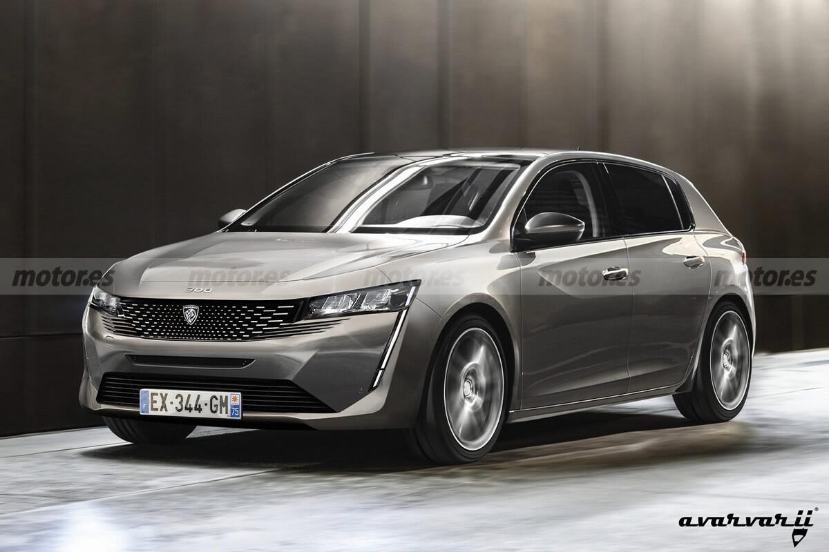 Peugeot 308 2021, así será la nueva generación del popular compacto francés