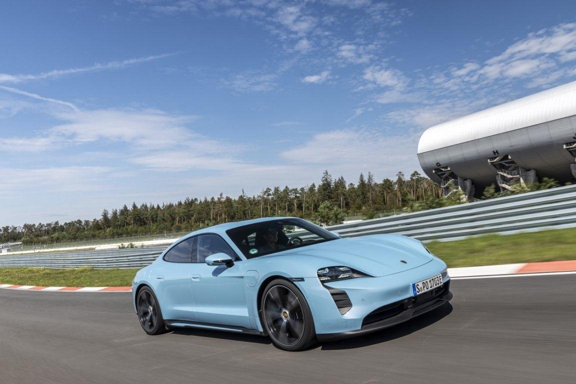 El Porsche Taycan arrasa en ventas mundiales hasta septiembre de 2020