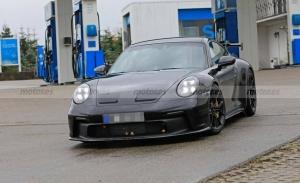 El nuevo Porsche 911 GT3 (992) revela su agresivo diseño definitivo