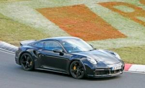 Los prototipos del Porsche 911 Turbo «ducktail» vuelven a rodar en Nürburgring