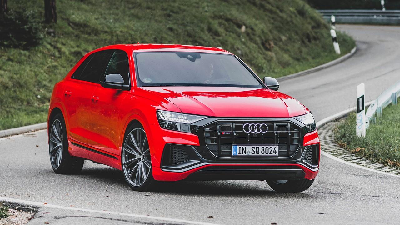 El nuevo Audi SQ8 TFSI ya tiene precio en España, ¡arranca su comercialización!