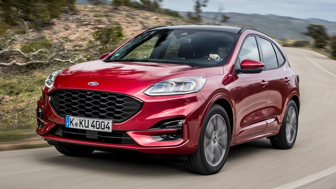 Ford Kuga FHEV, la versión híbrida autorrecargable ya tiene precios en España
