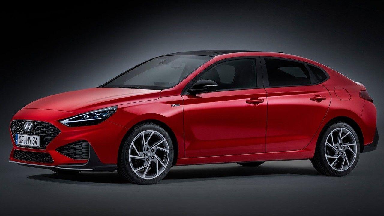 Hyundai i30 Fastback 2021