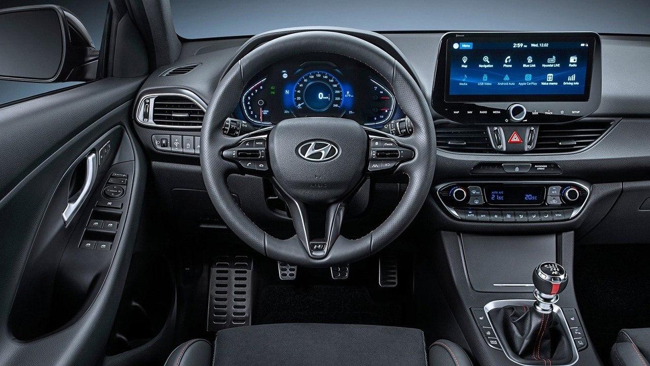 Hyundai i30 2021 - frontal