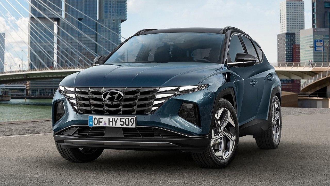 El nuevo Hyundai Tucson 2021 y su versión híbrida ya tienen precios en Francia