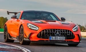 El nuevo Mercedes-AMG GT Black Series con 730 CV ya tiene precio en España