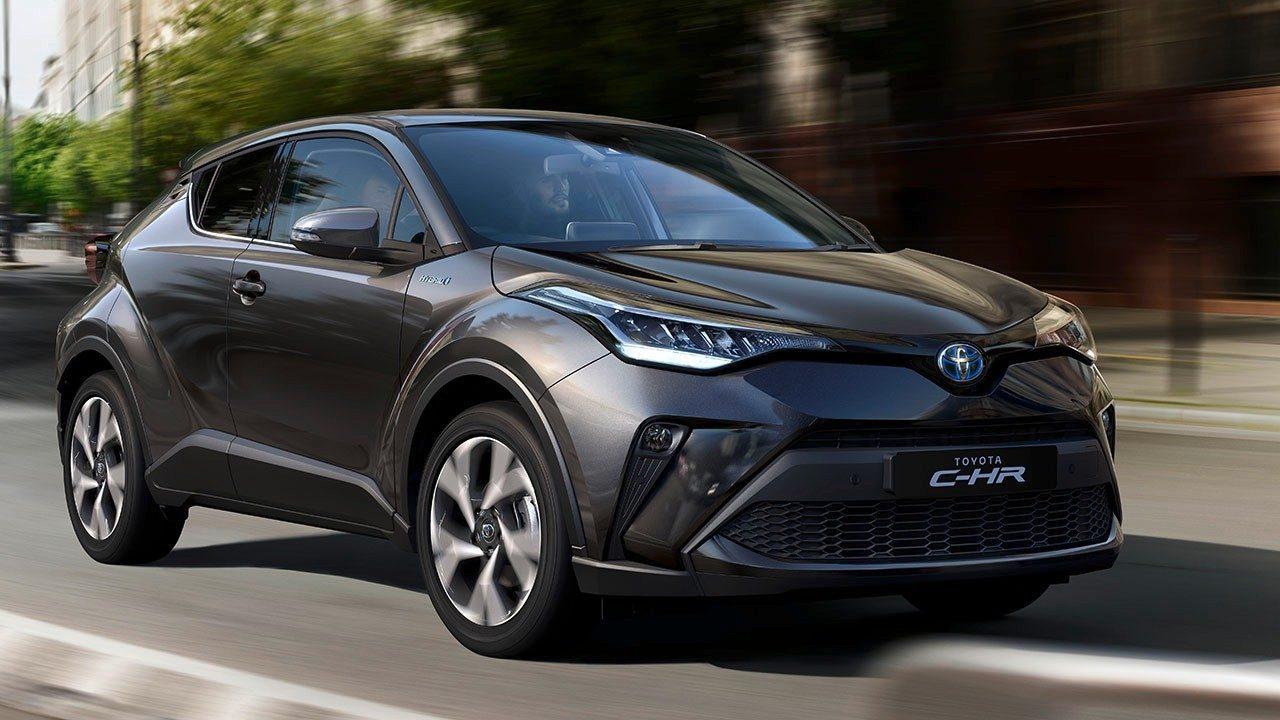 Toyota C-HR 2021, la nueva gama estrena novedades y ya está a la venta en España