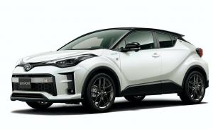 El nuevo Toyota C-HR GR Sport ya tiene precio y está listo para su llegada a España