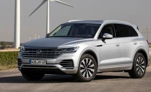Volkswagen Touareg eHybrid, todos los precios del nuevo SUV híbrido enchufable