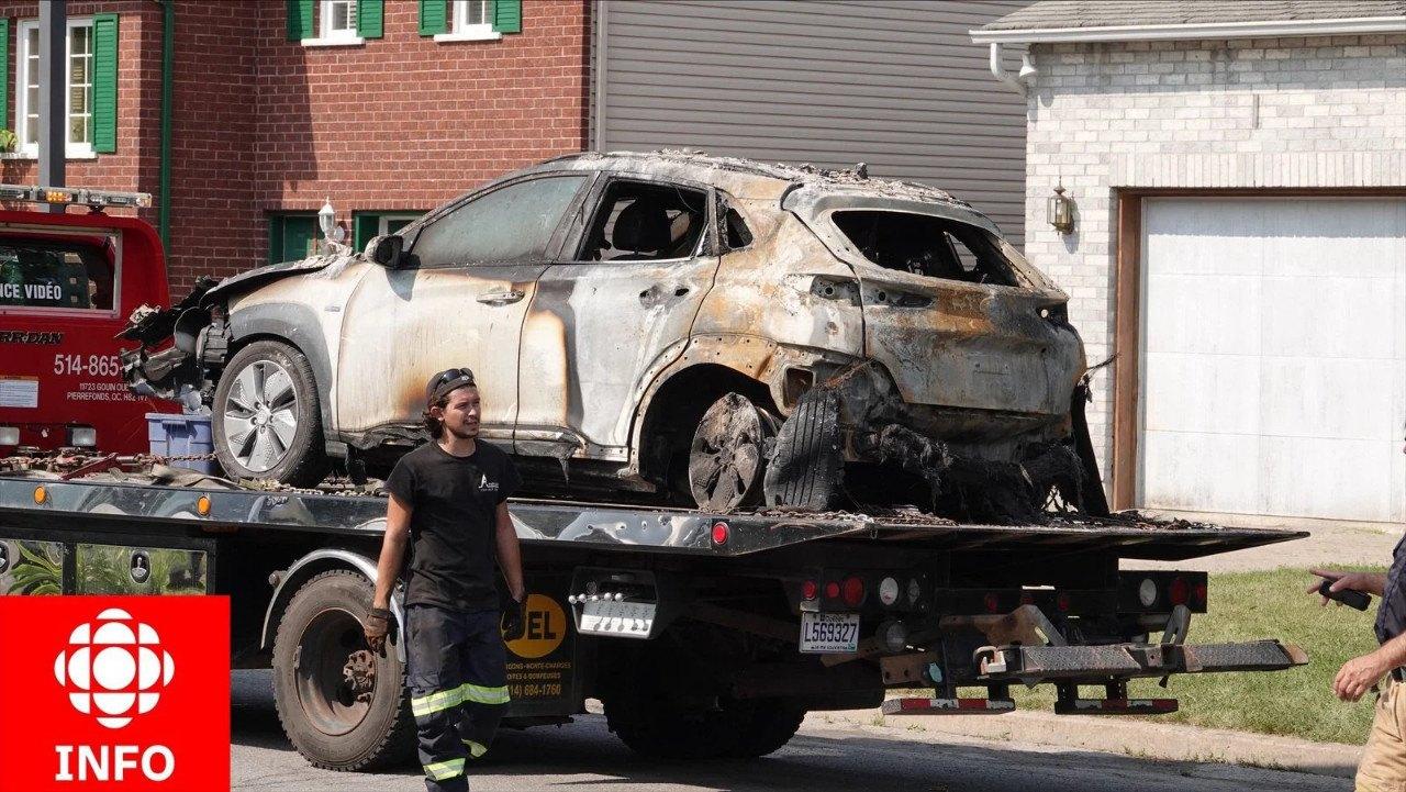 Preocupación en la industria por casos de incendio en coches electrificados
