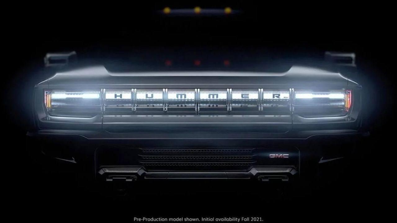 En directo: presentación del esperado GMC Hummer EV 2022