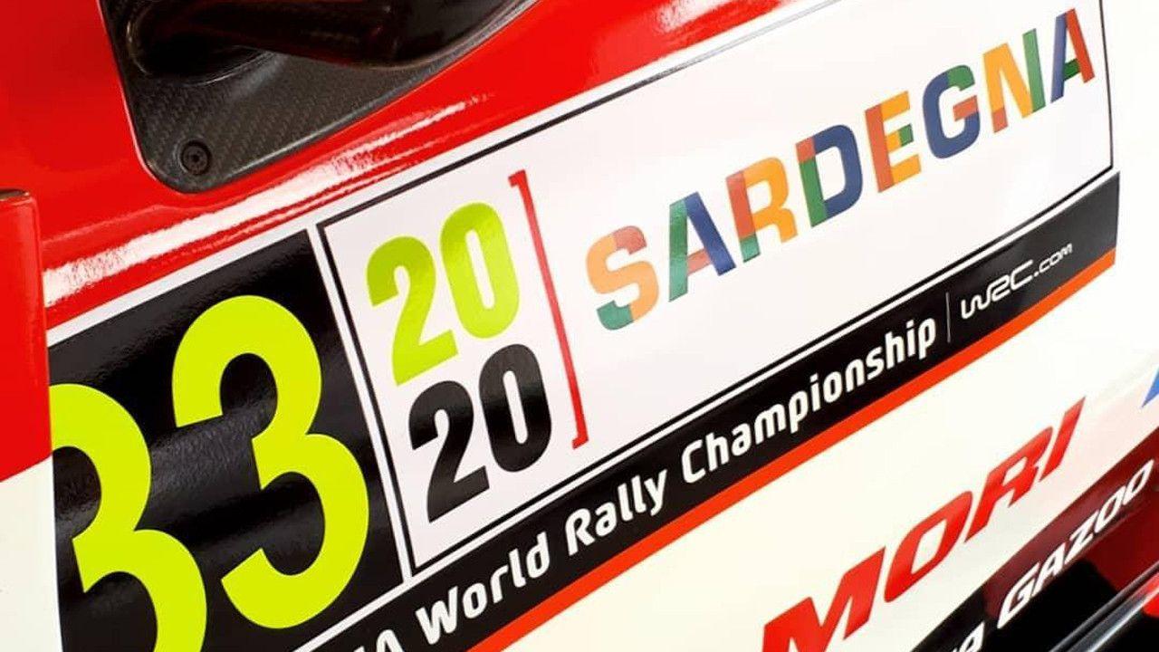 Previo y horarios del Rally de Italia-Cerdeña del WRC 2020