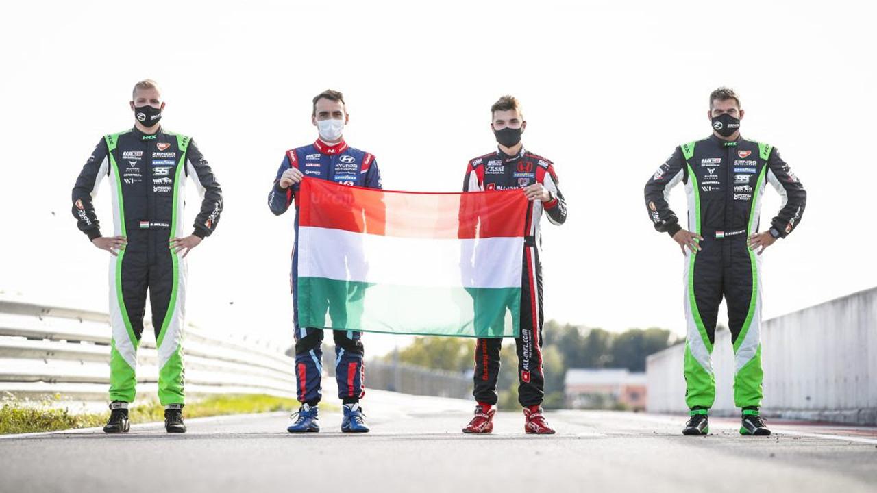 Previo y horarios del WTCR 2020 en el circuito de Hungaroring