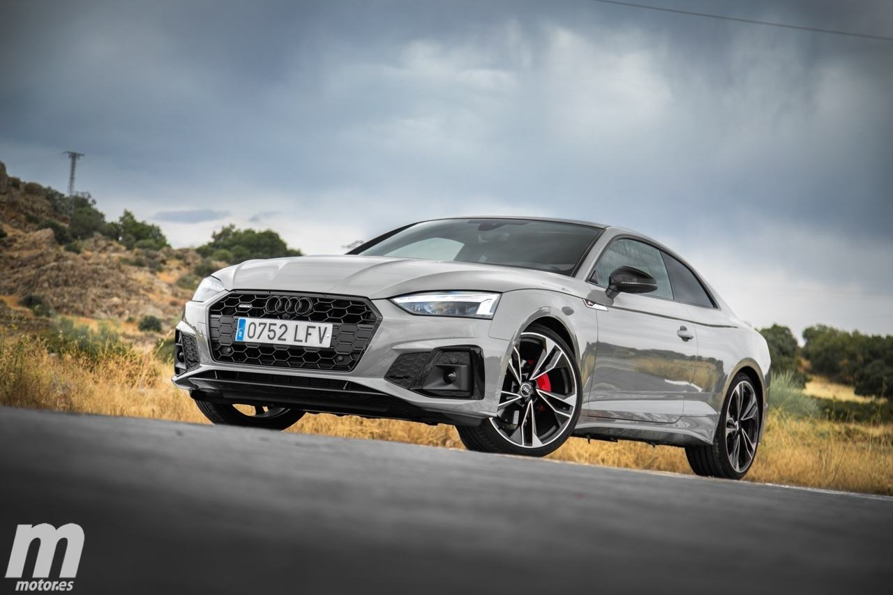 Prueba Audi A5 Coupé 40 TDI, el valor de la estética