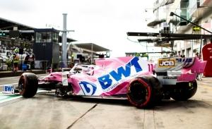 Racing Point aclara la polémica surgida tras incorporar la suspensión trasera del W11 al RP20