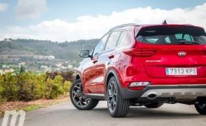Reino Unido - Septiembre 2020: Kia Sportage vuelve al top 10
