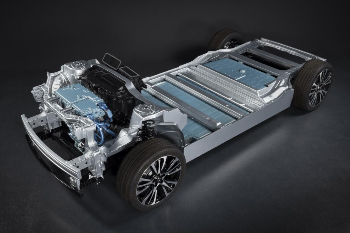 Renault avanza la tecnología de la plataforma CMF-EV para sus futuros coches eléctricos