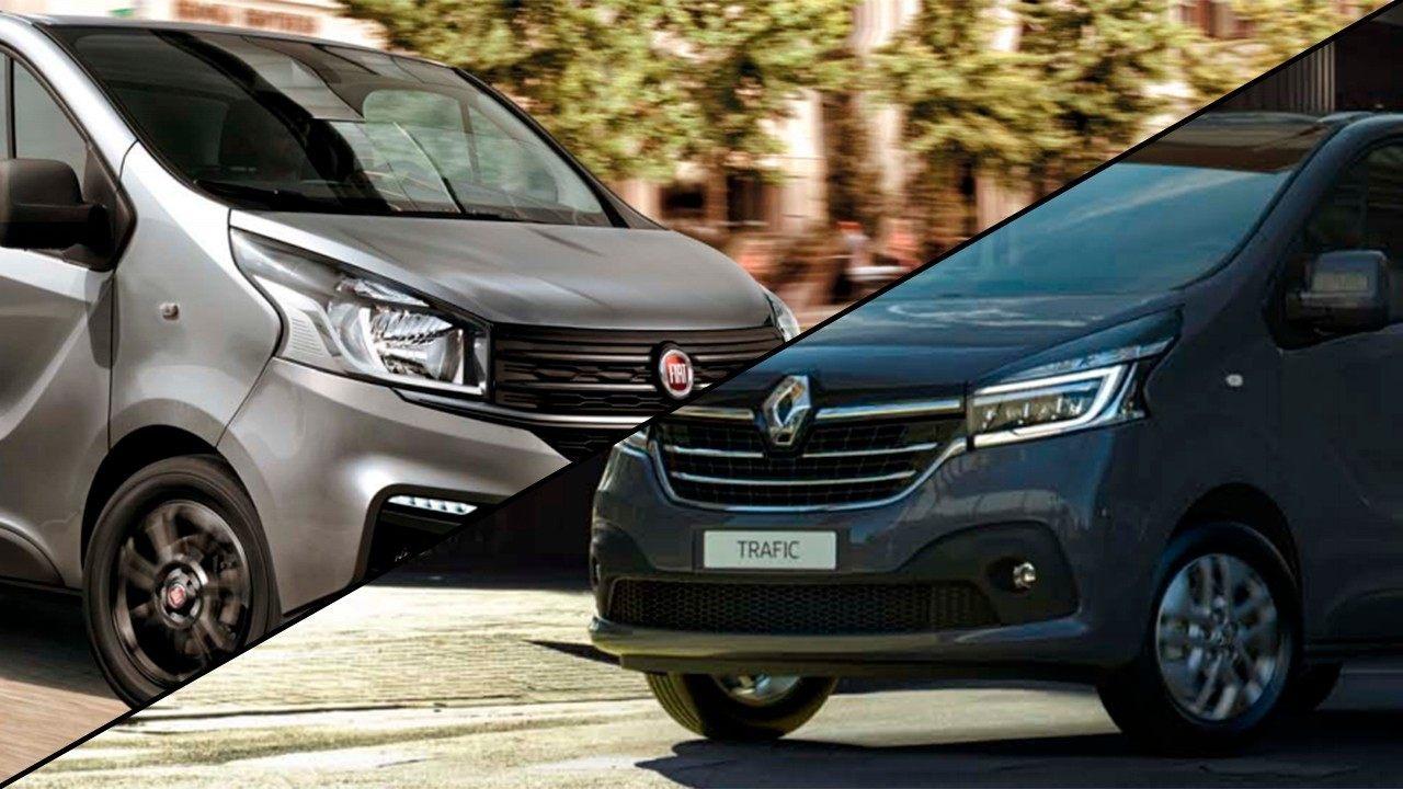 FIAT y Renault finalizarán su colaboración en el campo de los vehículos comerciales