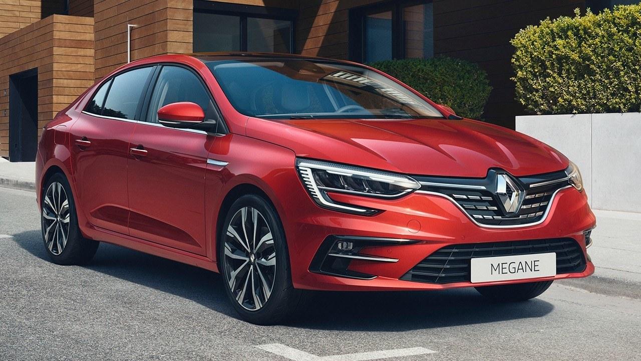 Renault Mégane Sedán 2021, puesta a punto estética, tecnológica y mecánica