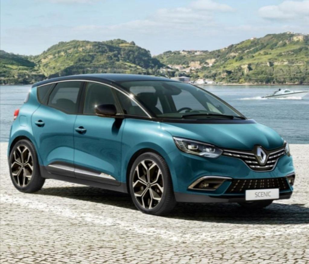 Renault Scénic MY2021