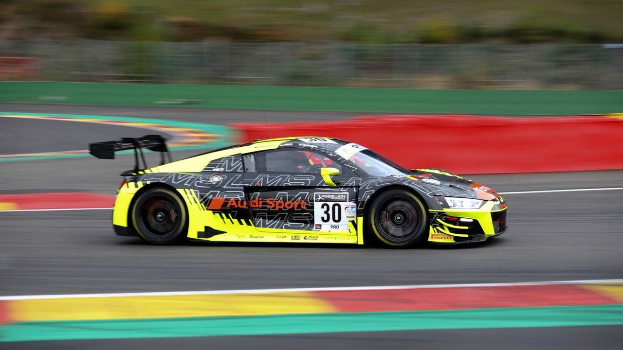 Audi decide que Rast, Müller y Frijns no estén en las 24 Horas de Spa