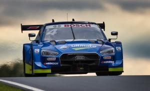 Robin Frijns lidera las dos sesiones de libres del DTM en Zolder