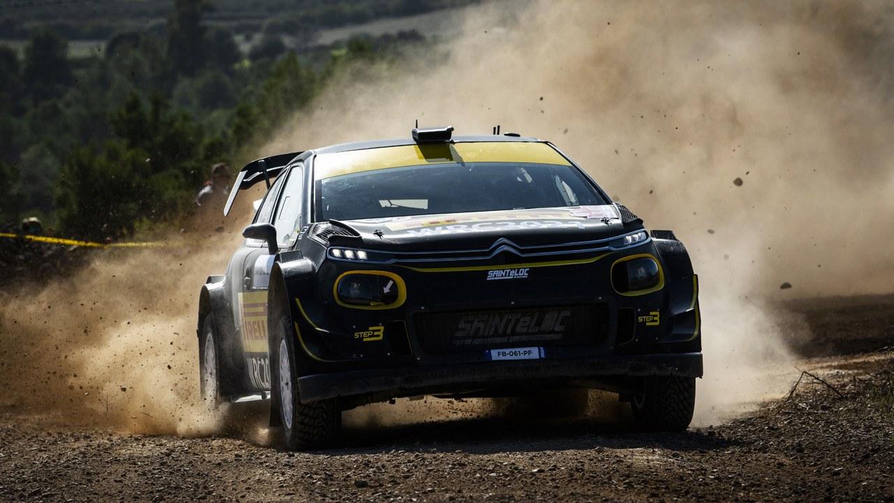 Saintéloc quiere 'resucitar' al Citroën C3 WRC con una nueva homologación