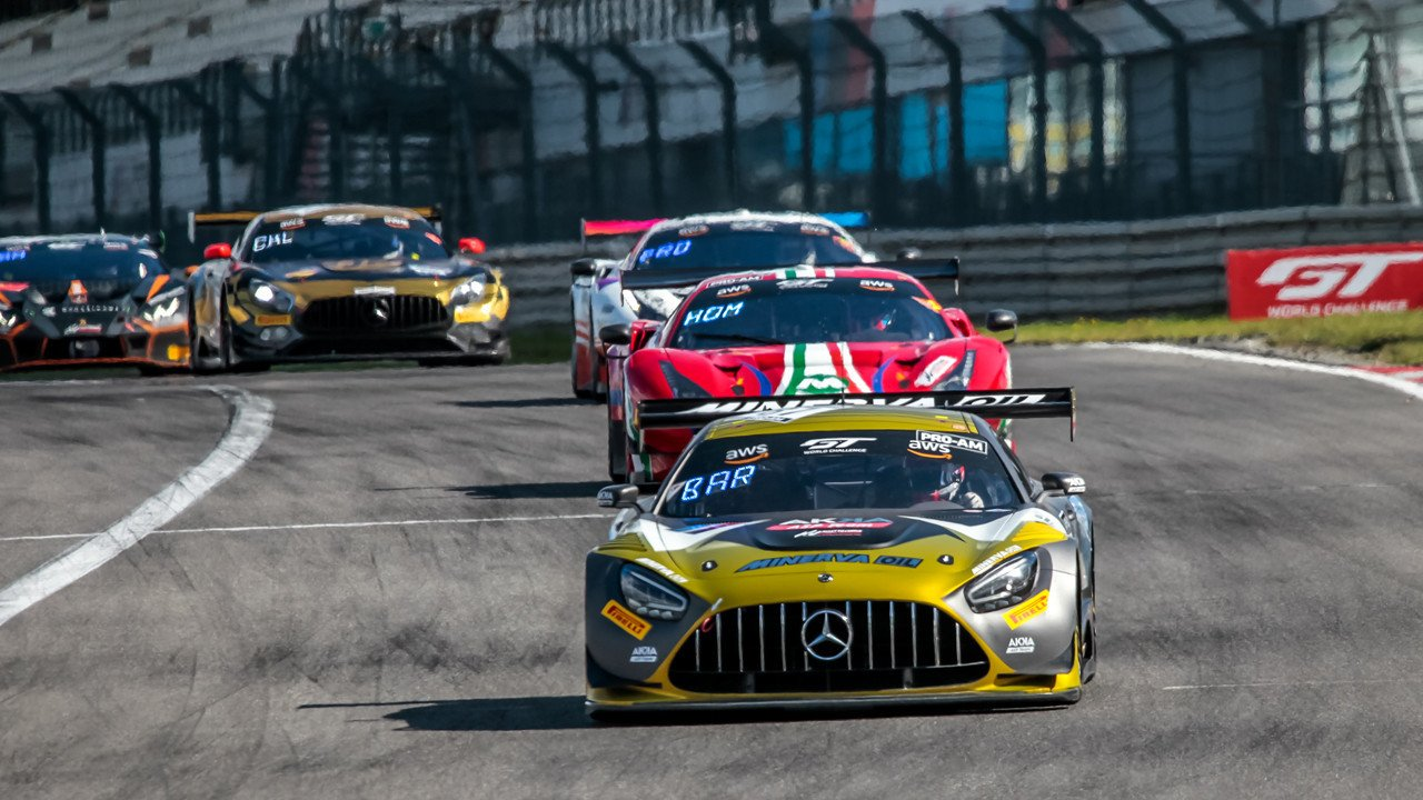 Silverstone se cae del calendario de 2021 del GT World Challenge Europe