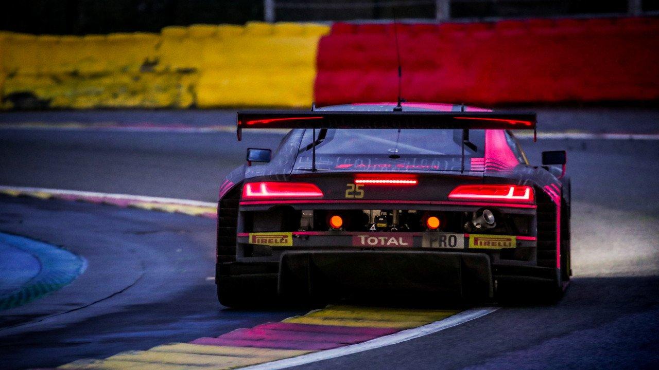 SRO Motorsports define la estrategia en torno a sus campeonatos GT3