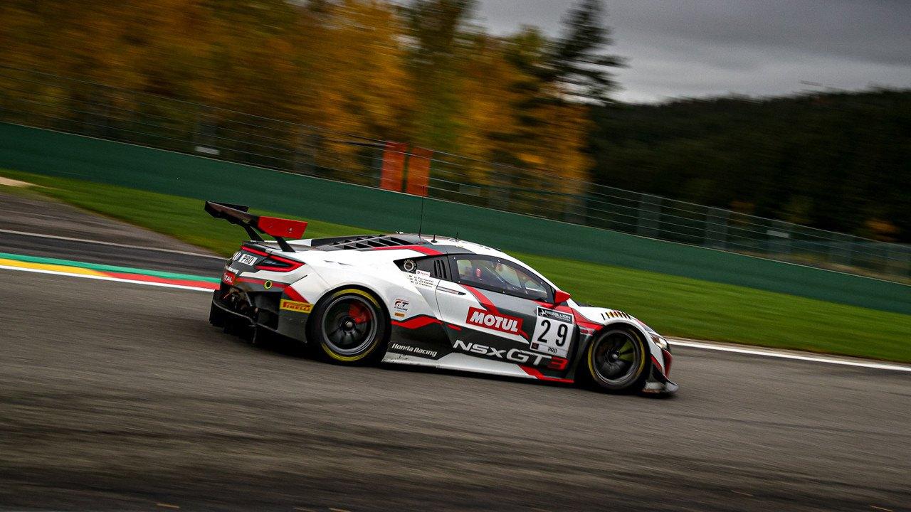 SRO Motorsports opta por un calendario de cuatro citas para el IGTC 2021