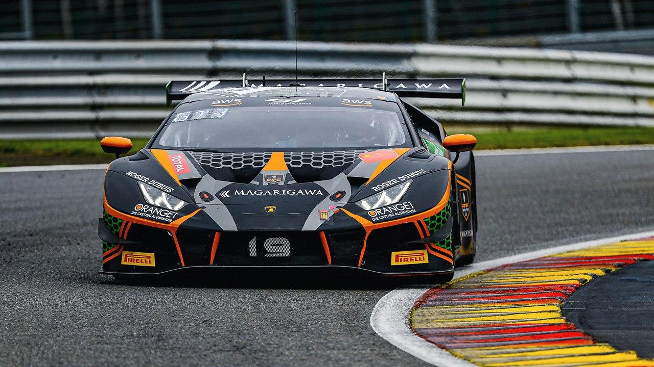 SRO Motorsports renuncia a la disputa de las 24 Horas de Spa de 25 horas