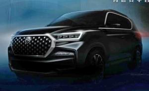 SsangYong adelanta dos teasers del renovado Rexton 2021